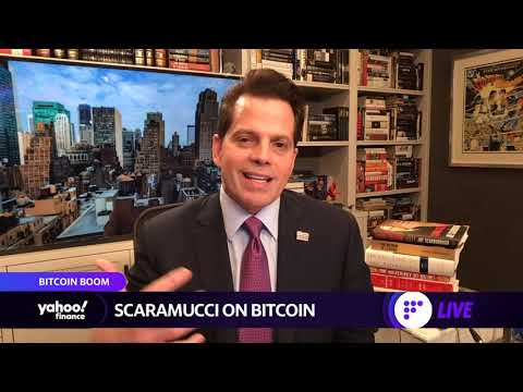Anthony Scaramucci says bitcoin could reach $100,000.