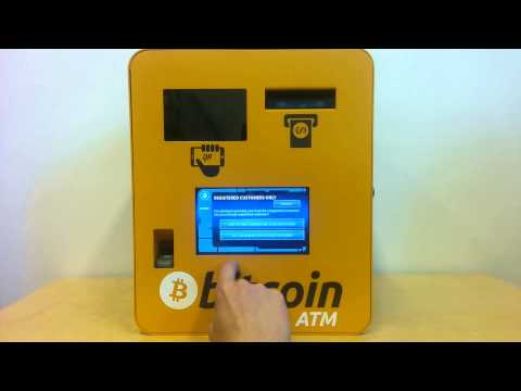 BATMTwo - Bitcoin ATM - AML and KYC features