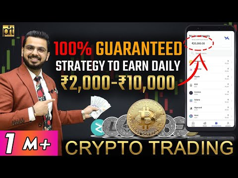Earn Daily from Crypto Trading | 100% Proven Strategy to Make Money from Cryptocurrency |...