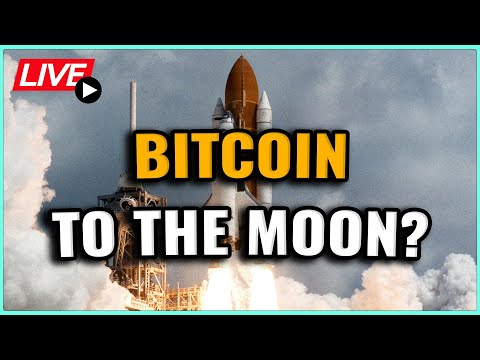 BITCOIN ROCKETS TOWARDS $50,000! Will This Deadly Pattern Cause A CRASH? Coffee N Crypto LIVE