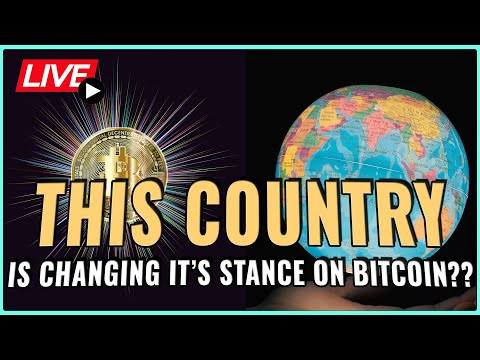 Bitcoin Price ready to EXPLODE! + IS THIS COUNTRY PLANNING TO ADOPT CRYPTO?! Coffee N Crypto...