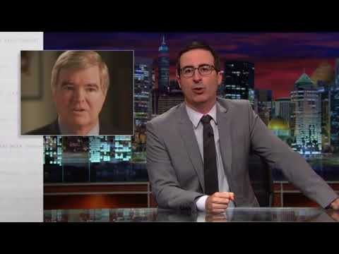 John Oliver explains Bitcoin in 17 seconds (very funny)