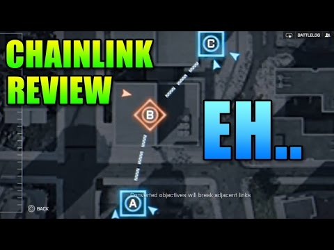 Chain Link Review - Game Changer or Same Old Stuff? Battlefield 4 Dragon's Teeth BF4