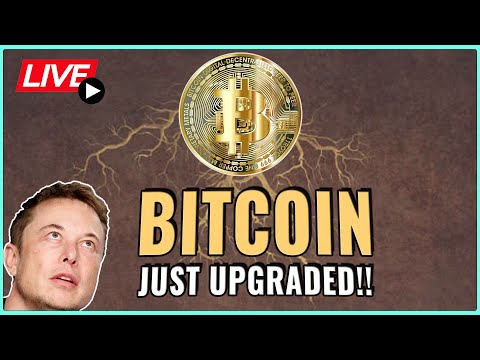 Bitcoin gets its first upgrade in YEARS! + Elon and Tesla accepting Bitcoin?! Coffee N Crypto...