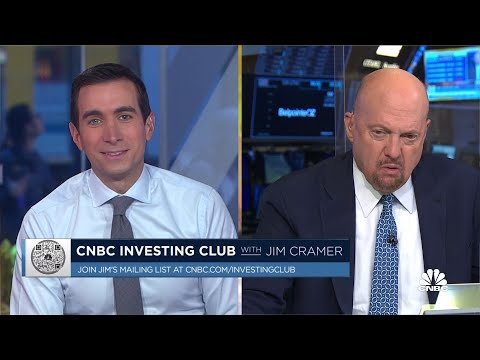Why Jim Cramer is selling more ether ahead of bitcoin futures ETF debut