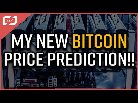 MY NEW BITCOIN PRICE PREDICTION! Bitcoin Attempts To Break $50,000. When Is ATH??