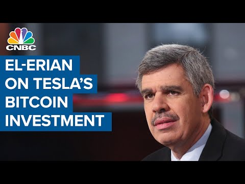 Reaction to Tesla's bitcoin investment will be all over the place: Mohamed El-Erian