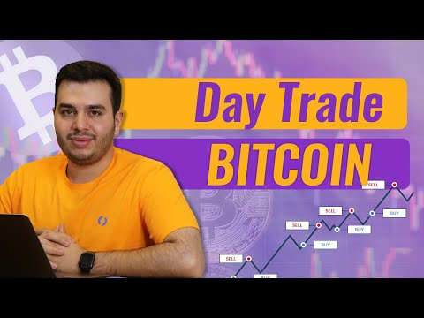 Bitcoin: The Best Day Trading Strategy, highly profitable trading strategy,crypto...