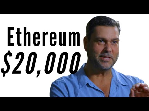 Ethereum Price Prediction 2021 (Top 3) | Raoul Pal, Crypto Daily