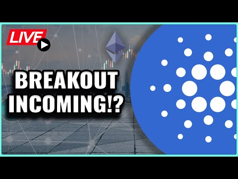 HUGE Ethereum and Cardano Breakouts Incoming! Govt. Meddling in Crypto Again! Coffee N Crypto...