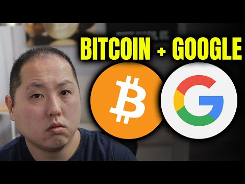 GOOGLE ENTERS THE BITCOIN GAME..WHO IS NEXT?