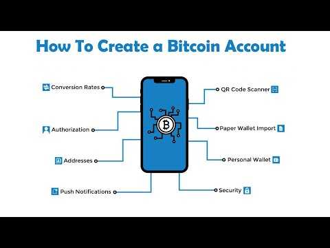 How To Create a Bitcoin Account In 2021 - Iphone + Android