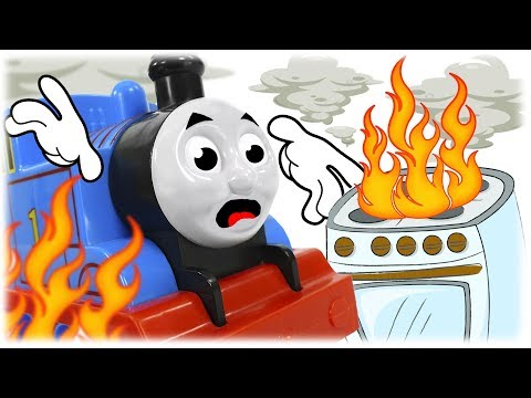 Thomas to the Rescue   Thomas Cook and Fire Episode 2
