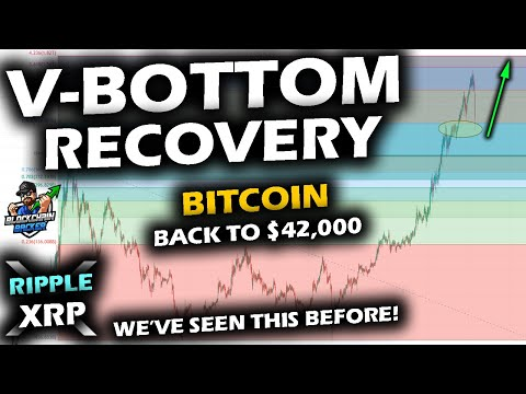 GIANT BOUNCE IN CRYPTO as Bitcoin Price POPS, Ripple XRP Price Chart Holds and Altcoins Leap UP