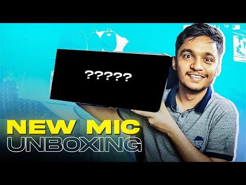 Unboxing NEW MIC ! | Valorant grind continues
