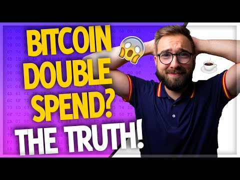 Bitcoin Double Spend: Fact or FUD? // Crypto Over Coffee ep.50
