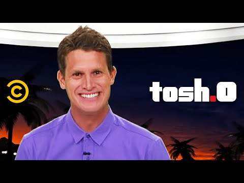 Falling Asleep Can Be Pretty Funny - Tosh.0