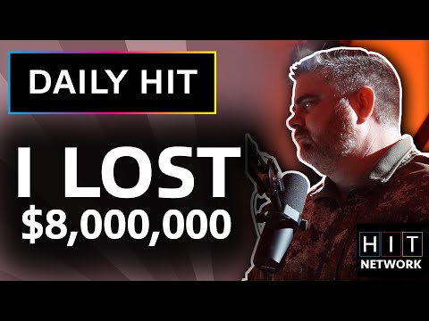Bitcoin's WORST Dump in History (We Thought it Was OVER) | Daily HIT 058