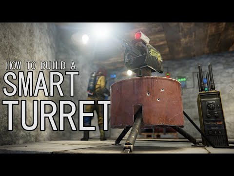 RUST: How to build the unbreakable Smart Turret