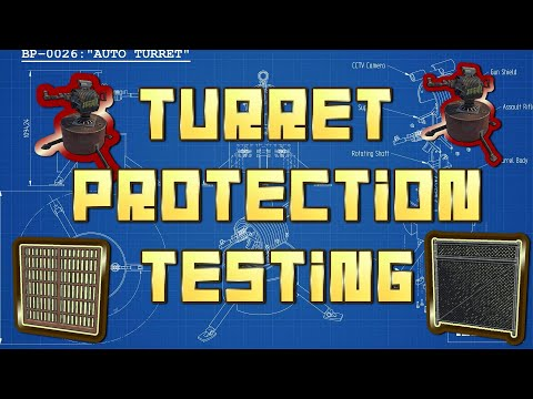 RUST | HOW TO PROTECT YOUR TURRETS | CHEAP & EASY | A MUST WATCH | SHOUT-OUT TO TERMY :)))