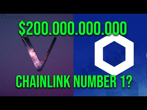Why Chainlink Could Make You A Millionaire, Vechain Working With Governments & New Ripple...