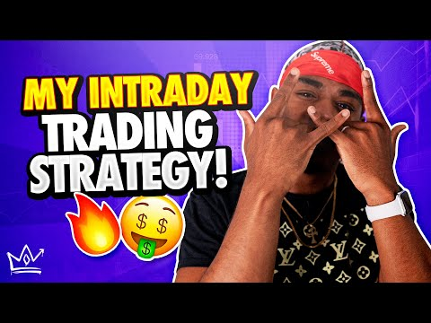 My 2020 Day Trading Strategy STEP-BY-STEP