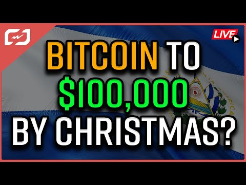 BITCOIN PRICE PREDICTION SAYS $100,000 BY CHRISTMAS! MASSIVE Bitcoin Updates! Coffee N Crypto...