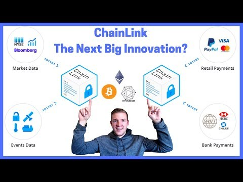 ChainLink Ready to Rocket? Why LINK Could be the Next Big Innovation in Crypto and Smart...