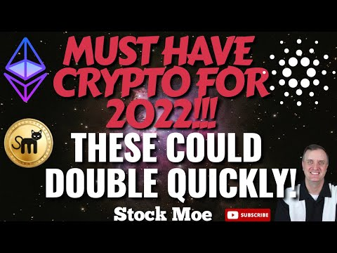 CRYPTO IS EXPLODING - TOP 10 BEST ALTCOINS TO BUY NOW IN 2022 (HIGH GROWTH CRYPTO 2022) STOCK...