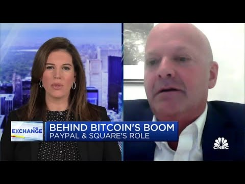Lot of pent-up demand for crypto in PayPal, Square: Fintech research analyst