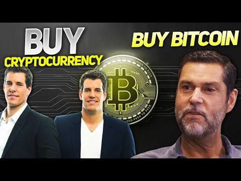 Buy Cryptocurrency , Buy Bitcoin [ Winklevoss Twins /Raoul Pal ]