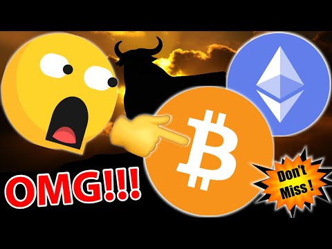 URGENT BITCOIN & ETHEREUM VIDEO!!!!!!!! WHY IS NO ONE TALKING ABOUT THIS!!!!!