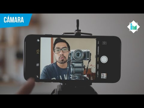 Apple iPhone 8 - Review de cámara en español