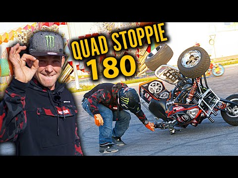 Best Quad Stunt Rider in the World