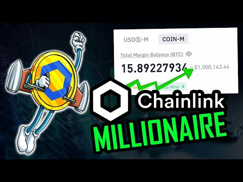I MADE A MILLION DOLLARS ON CHAINLINK ($5K to $1M UPDATE)