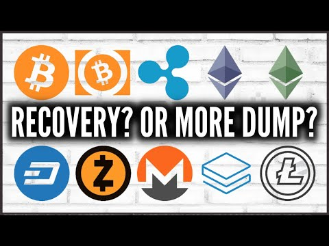 Bitcoin Looking Weak... What is the best Cryptocurrency to buy? Xrp? Chainlink? Dogecoin?...