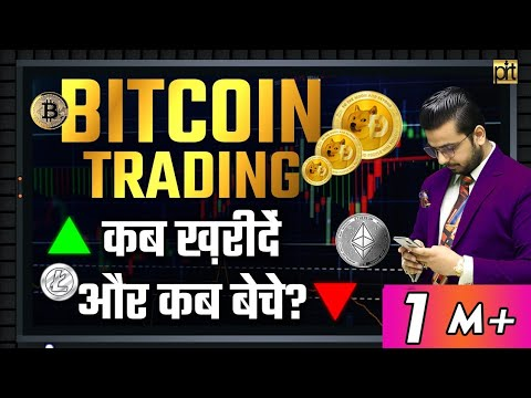 #Bitcoin Trading to Earn Money   When to Buy or Sell Crypto Currency   Financial Education