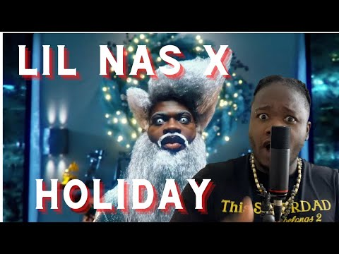 Lil Nas X - HOLIDAY (Official Video)  Remix / Siona