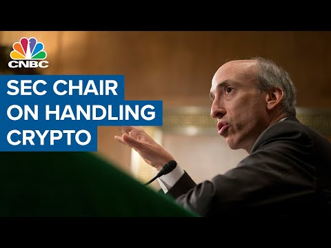 SEC Chair Gary Gensler: We're handling crypto in the best way to protect investors