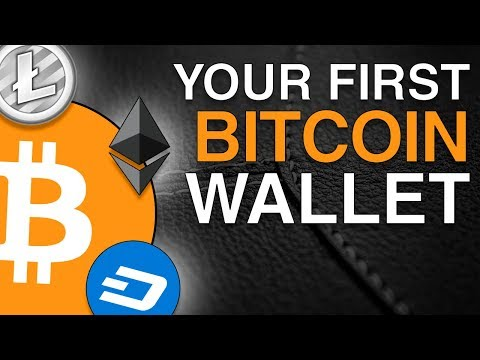 Is It Safe to Install a Desktop Bitcoin Wallet? -  (How to install your first bitcoin wallet)...