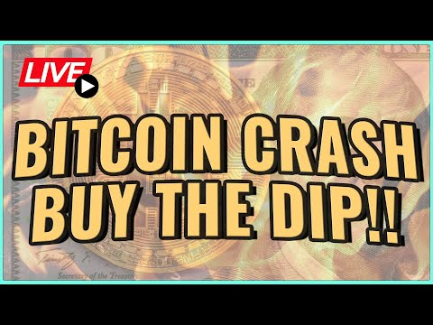 Bitcoin Price Crash: An AMAZING OPPORTUNITY! This is how Millionaires are made! Coffee N Crypto...
