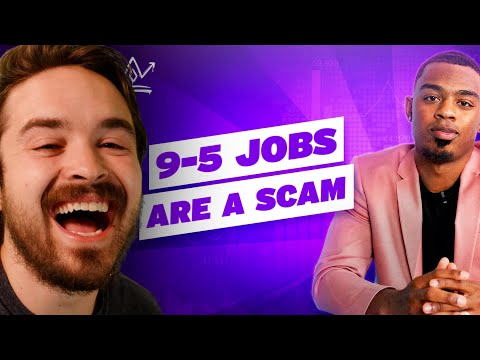 """""""9-5 JOBS ARE A SCAM, SO IS COLLEGE"""" - Swag Academy"""