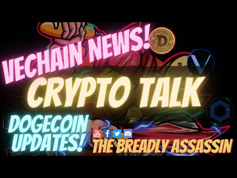 Dogecoin - Vechain - Chainlink - News and Updates!