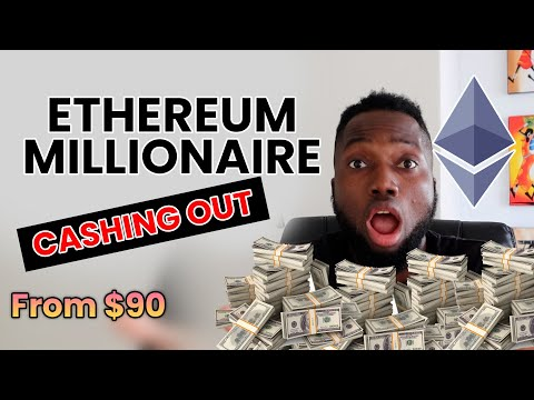Ethereum Millionaire - Bought at $90, Sold at $1000