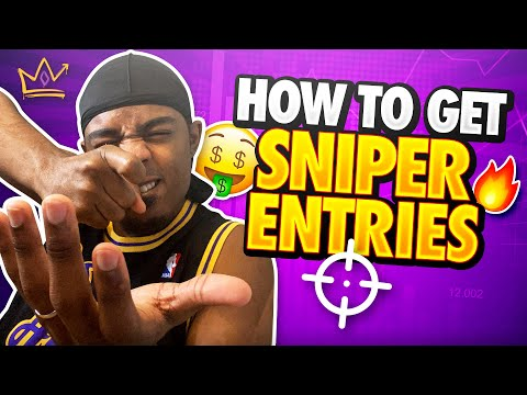 How to Get Sniper Entries When Trading   (Part 1)