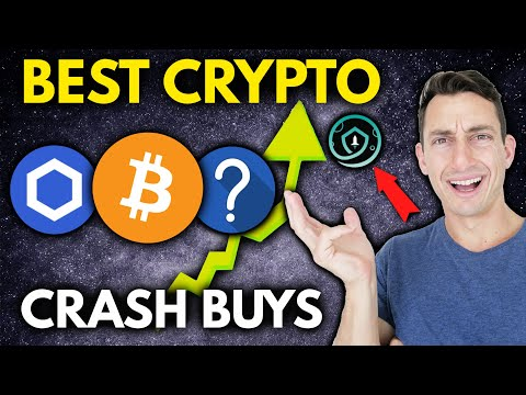 BEST ALTCOINS TO BUY DURING BITCOIN FLASH CRASH | Top Trending Altcoin #SAFEMOON