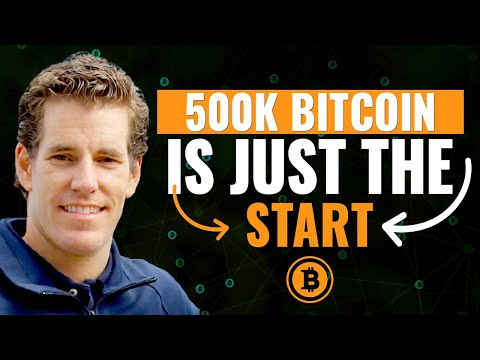 IS 500k BITCOIN POSSIBLE? - Winklevoss Twins On Bitcoin Price Prediction (Don't Miss This)