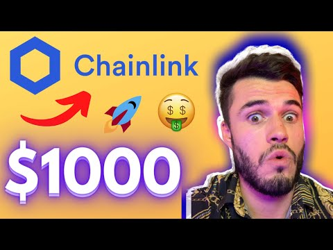 Why Chainlink (LINK) is my Favourite Cryptocurrency - Breakdown and Price Prediction