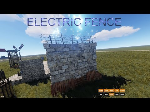 How to Build an Electric Fence in Rust