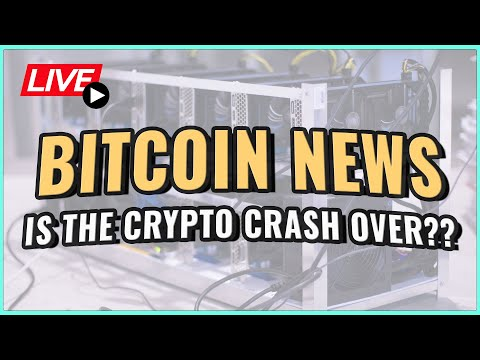 Bitcoin Price Could See a RALLY with this NEWS! + Is the Crypto Crash over? Coffee N crypto Live